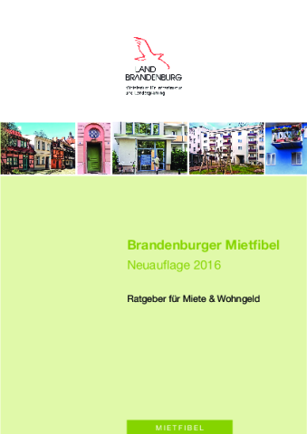 Publikation: Brandenburger Mietfibel